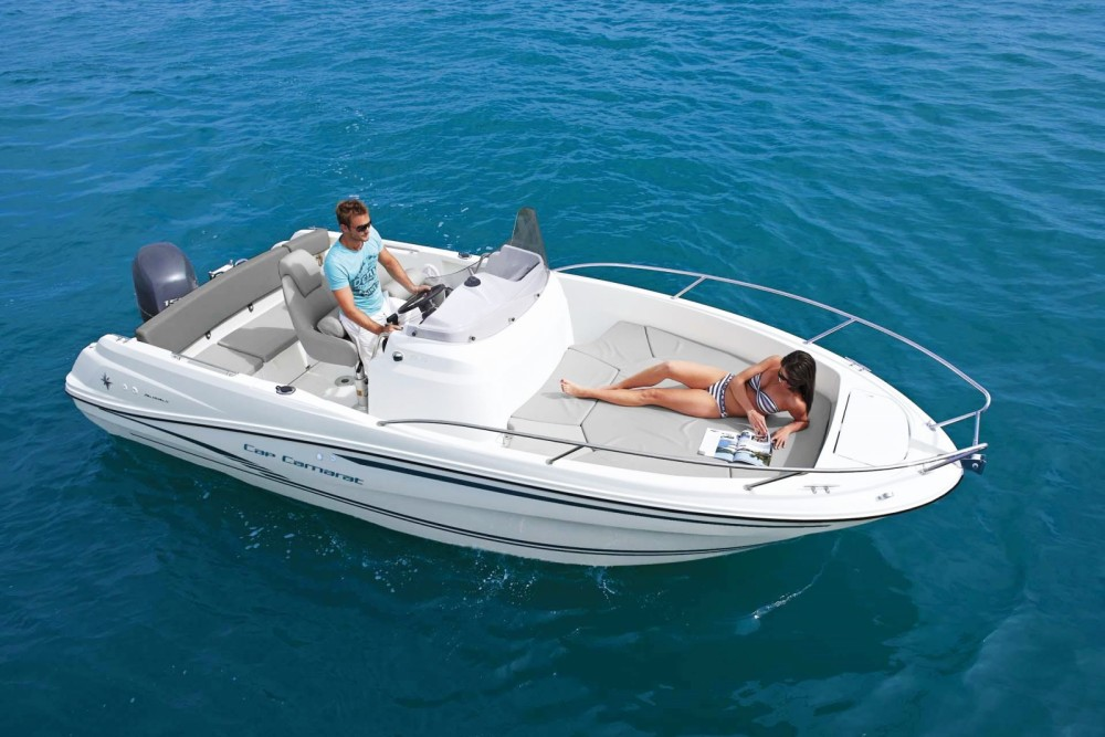 Hire Motorboat with or without skipper Jeanneau Toulon