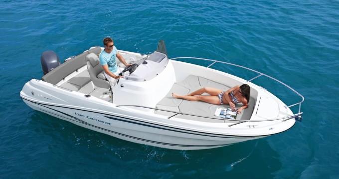 Boat rental Toulon cheap Cap Camarat 6.5 CC