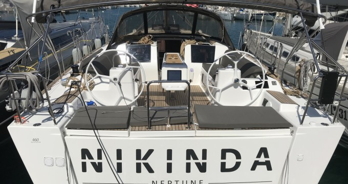 Dufour 460 GL between personal and professional Nettuno
