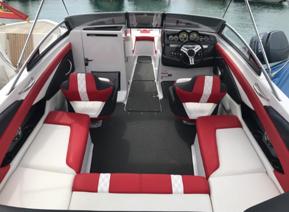 Boat rental Ibiza cheap GTS 245