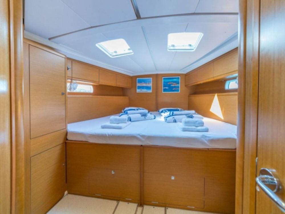 Rental Sailboat in Split - Jeanneau Jeanneau 53