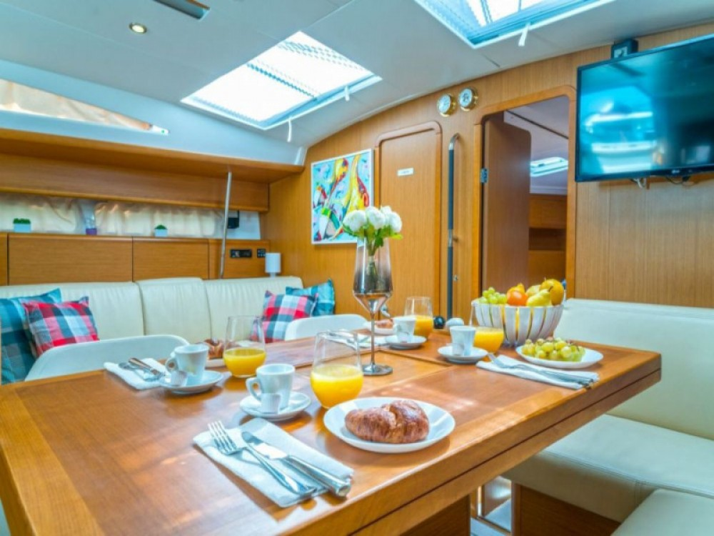 Sailboat for rent Split at the best price