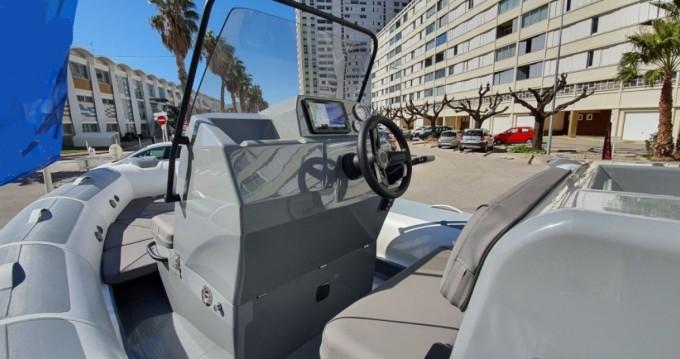 Rental yacht Toulon - Adventure VESTA 6.50 on SamBoat