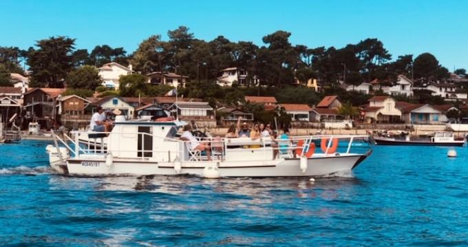 Boat rental MORIN Chaland - Plate in Lège-Cap-Ferret on Samboat