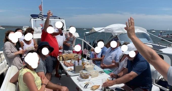 Rental Motorboat in Lège-Cap-Ferret - MORIN Chaland - Plate