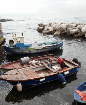 Rental Motorboat Conplast with a permit