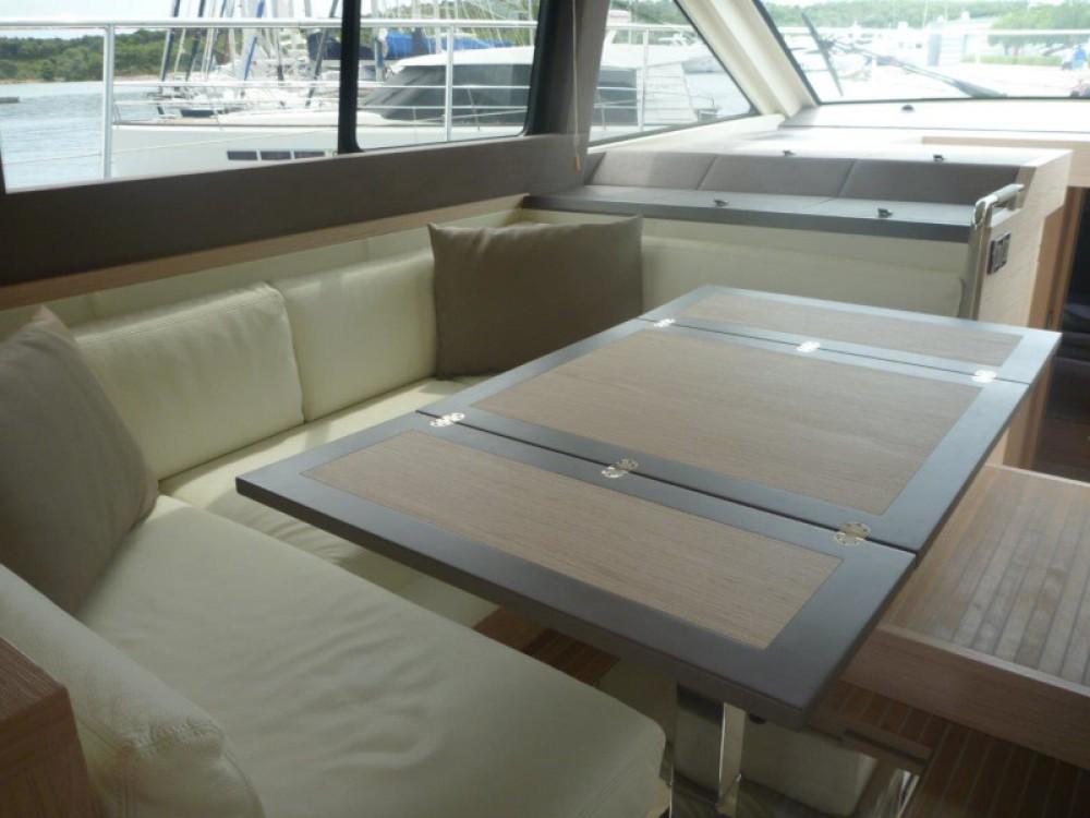 Boat rental Šibenik cheap Monte Carlo 5 (3+1 cab.)