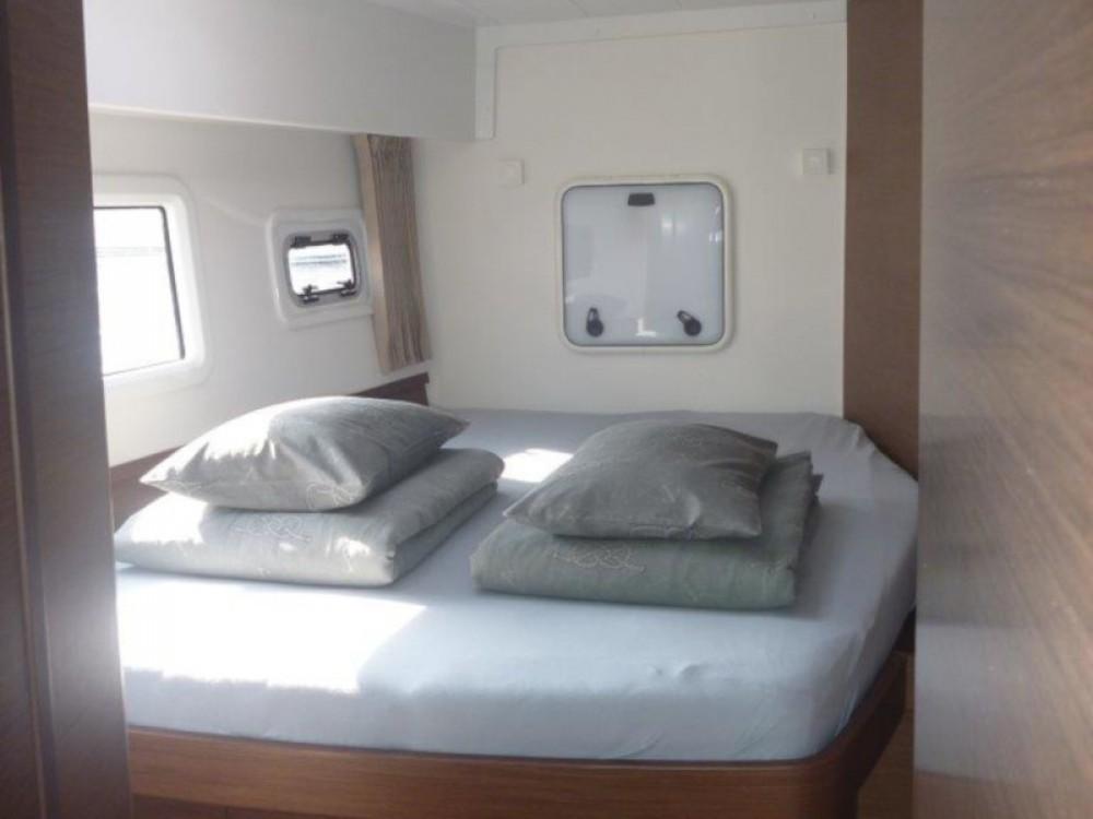 Catamaran for rent  at the best price