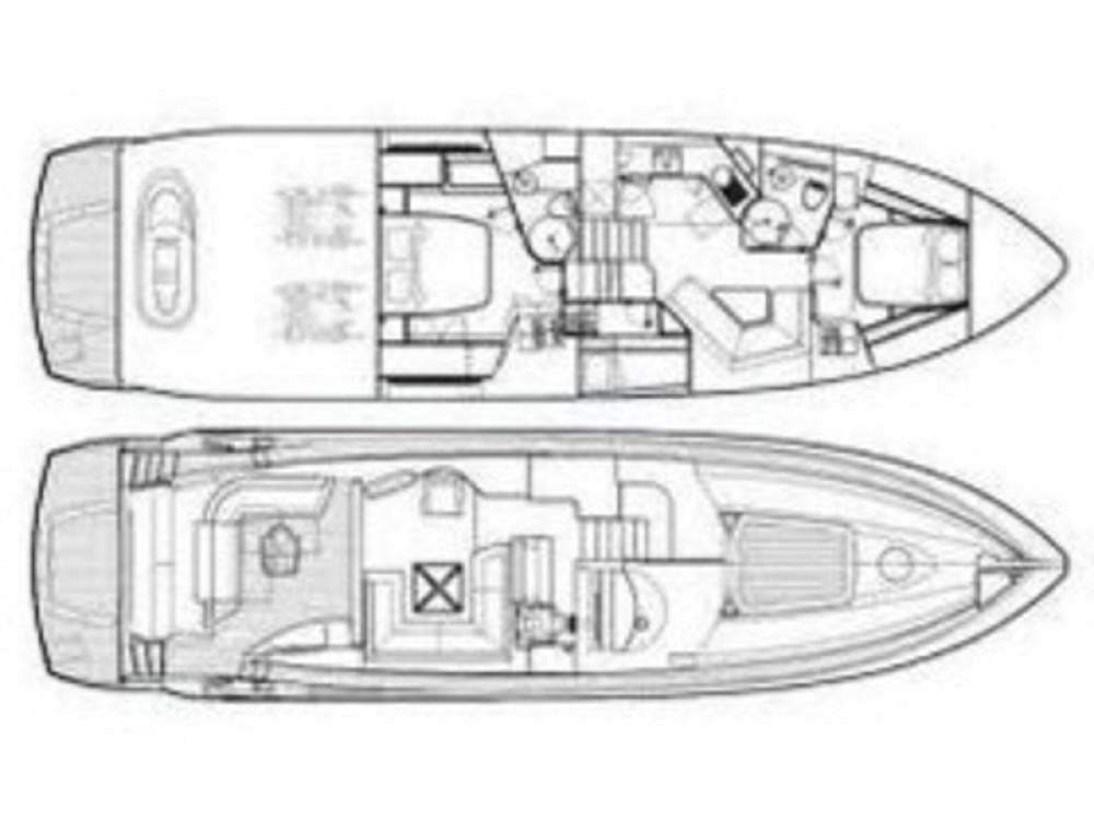 Boat rental Sunseeker Predator 62 in  on Samboat