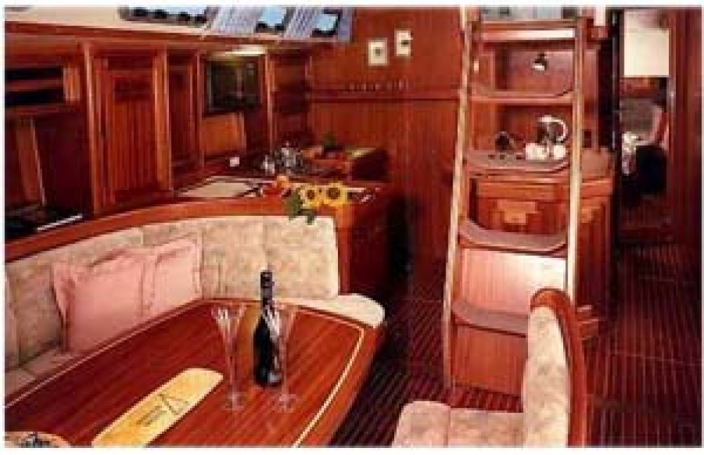 Rent a Bavaria Bavaria 51 Cruiser El Rosario