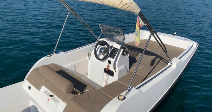 Rent a V2-Boat 5.0 Formentera
