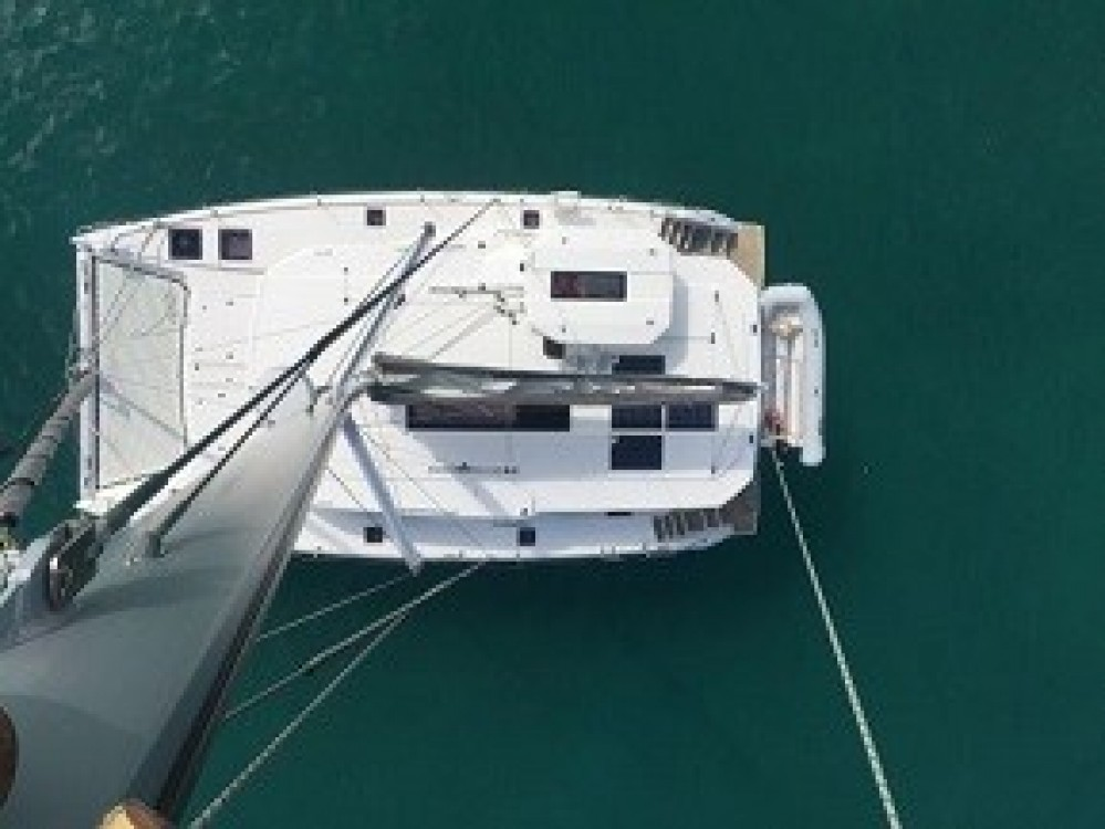 Boat rental Leopard Leopard 45 in Tortola on Samboat