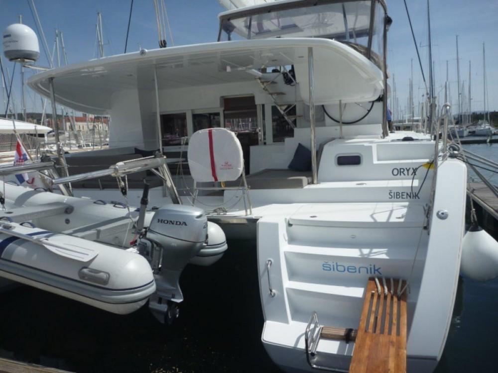 Boat rental Šibenik cheap Lagoon 450 Sport (4+2 cab.)