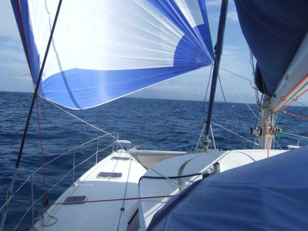 Rental yacht Ajaccio - Fountaine Pajot Bahia 46 on SamBoat
