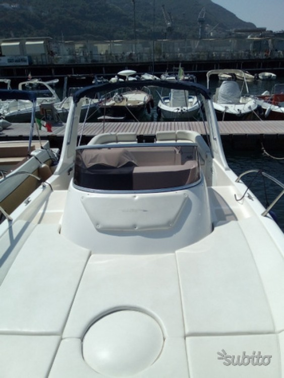 Hire Motorboat with or without skipper manò  Castellammare di Stabia