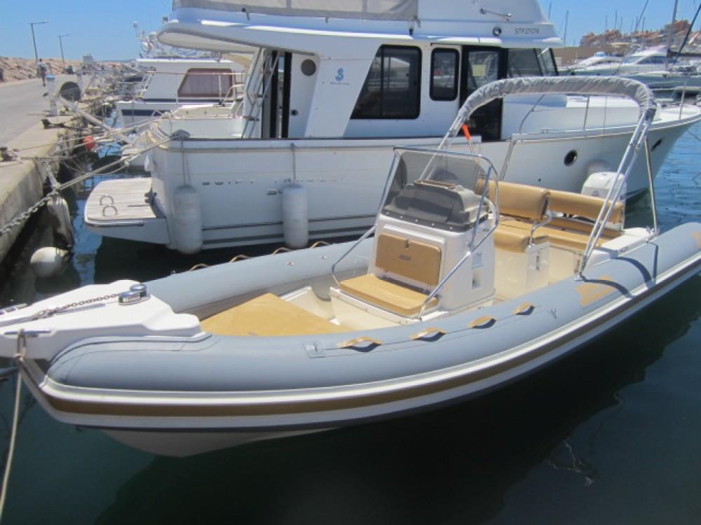 Boat rental Joker Boat Clubman 23 in Hyères on Samboat