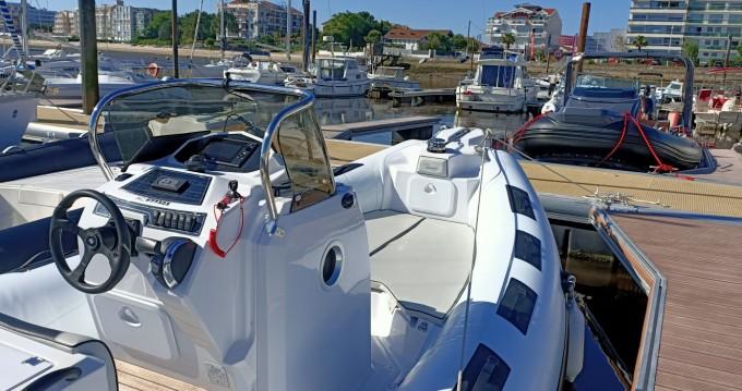 Rental yacht Arcachon - Ranieri Cayman 23 Sport on SamBoat