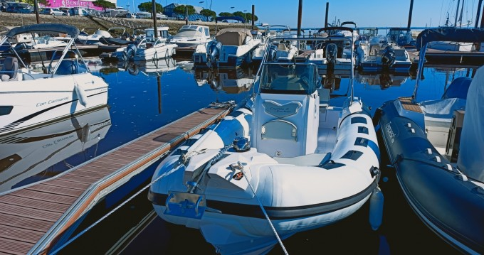 Hire RIB with or without skipper Ranieri Arcachon