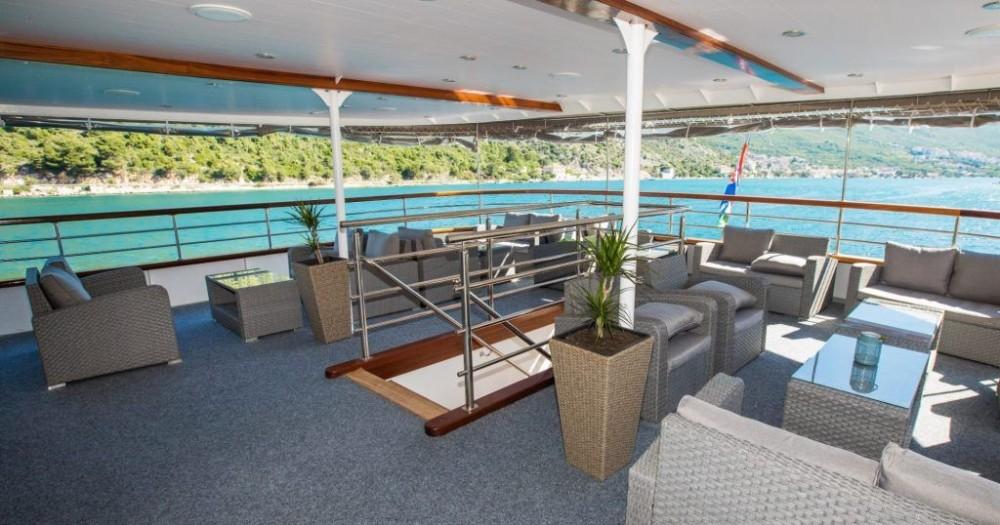 Rental Sailboat in Croatia - Custom Made MS Mama Marija