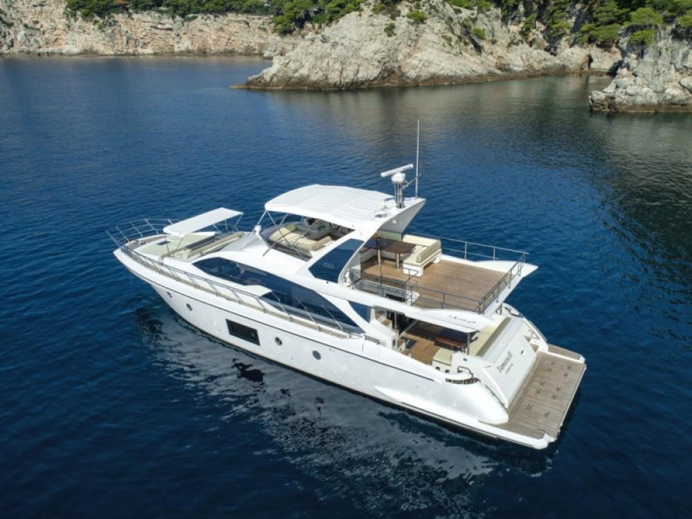 Rental Yacht in Dubrovnik - Azimut Azimut 66