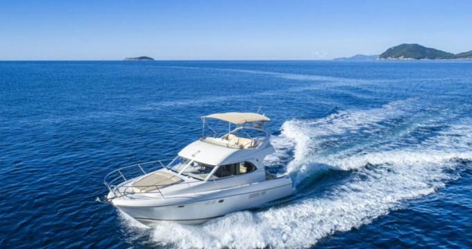 Jeanneau Prestige 36 between personal and professional Dubrovnik