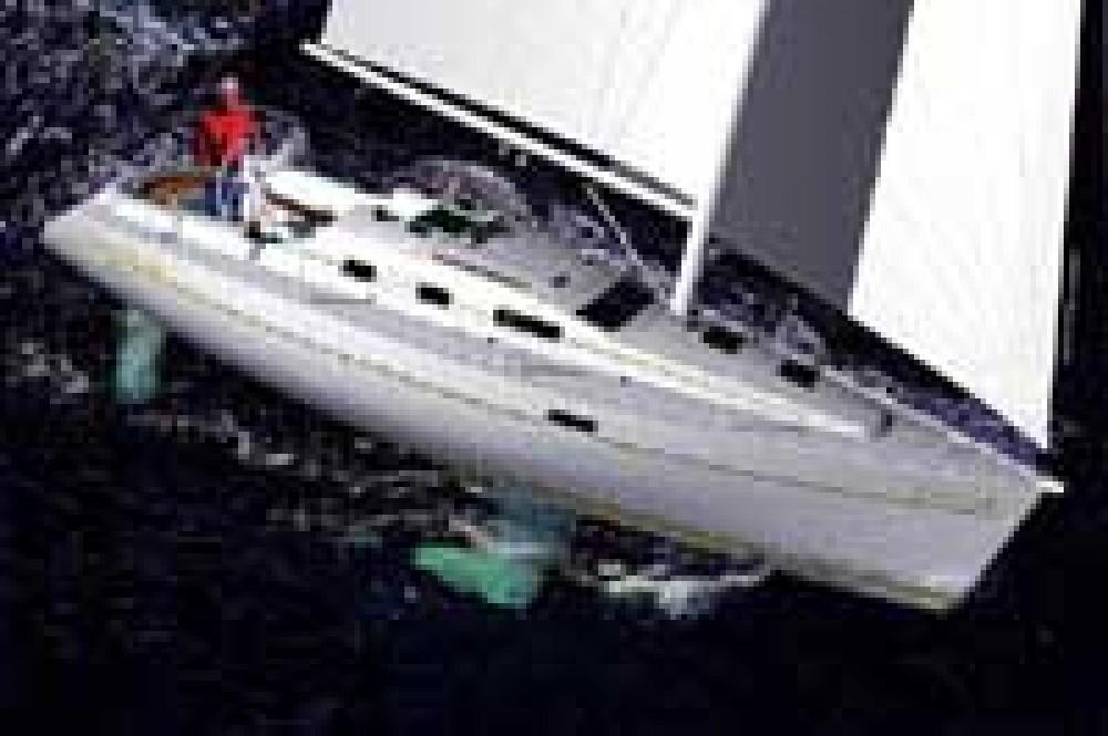 Boat rental Greece cheap Oceanis 323