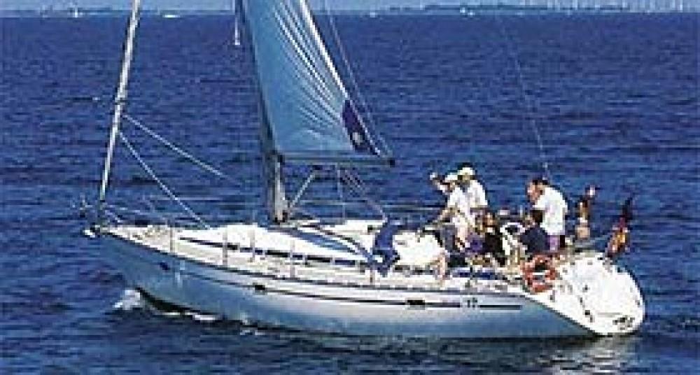 Rental yacht Sývota - Bavaria Bavaria 37 on SamBoat