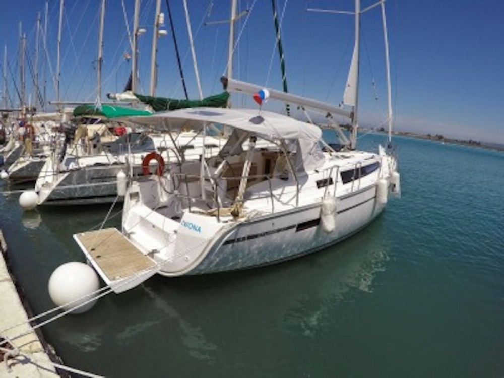 Hire Sailboat with or without skipper Bavaria Sývota