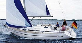 Sailboat for rent Syvota at the best price