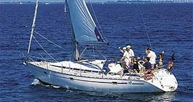 Rental yacht Agia Efimia - Bavaria Bavaria 37 on SamBoat