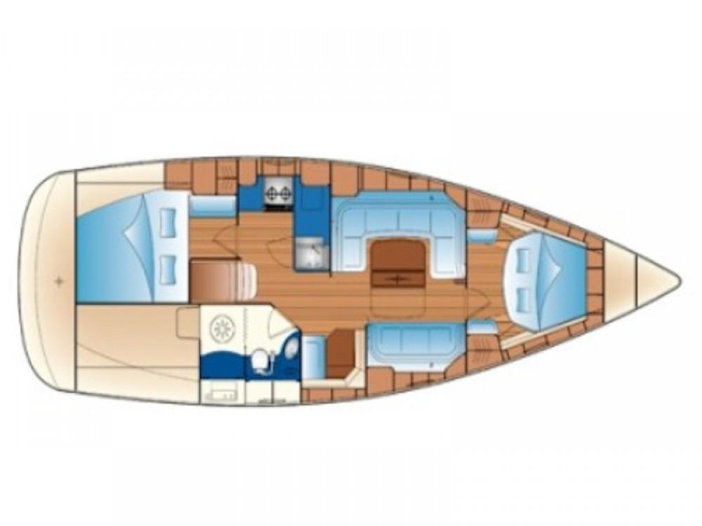 Boat rental Sývota cheap Bavaria 33