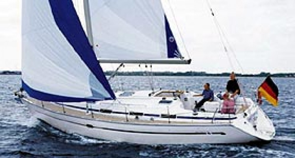 Boat rental Bavaria Bavaria 41 in Sývota on Samboat