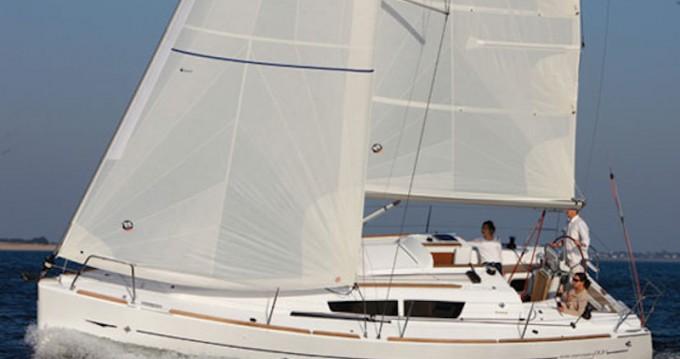 Boat rental Kórfos cheap Sun Odyssey 33i