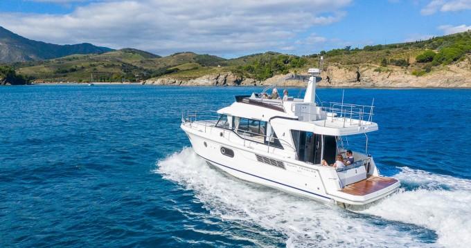 Bénéteau Swift Trawler 41 (2020) between personal and professional Split