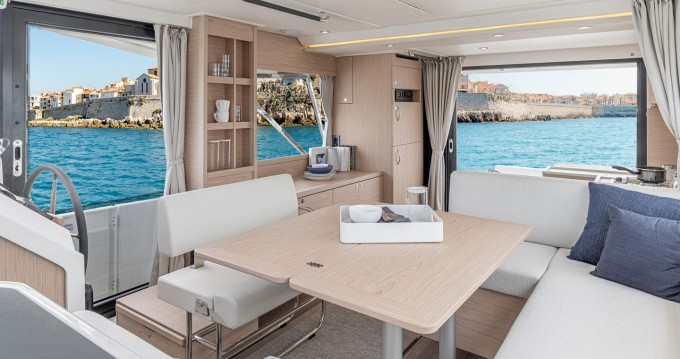 Rental yacht Split - Bénéteau Swift Trawler 41 (2020) on SamBoat