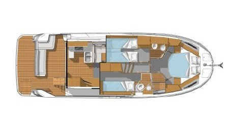 Rent a Bénéteau Swift Trawler 41 (2020) Split