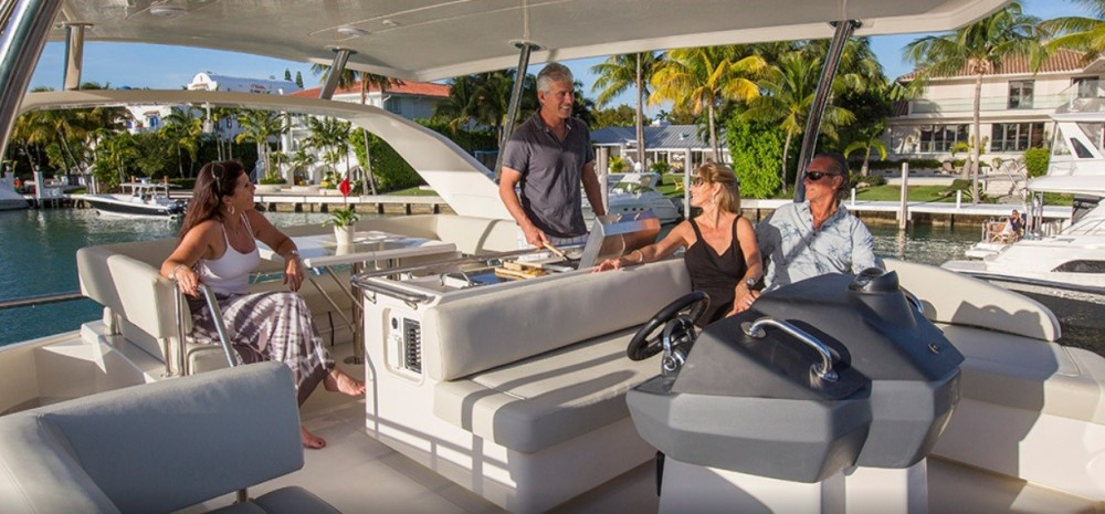 Fountaine Pajot AQUILA 44 between personal and professional New Providence
