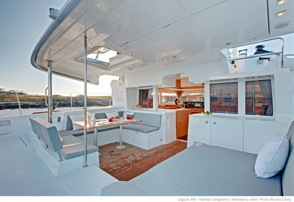 Hire Catamaran with or without skipper Lagoon Port Elizabeth