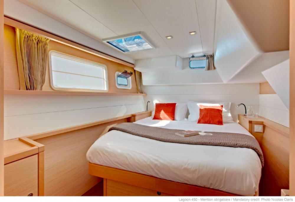 Catamaran for rent Port Elizabeth at the best price