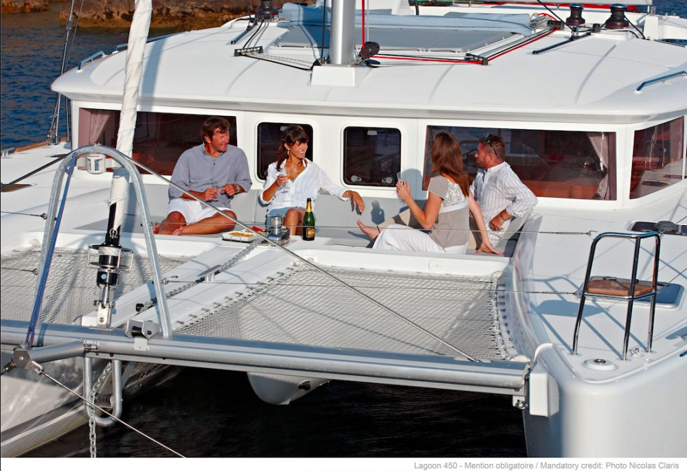 Rental Catamaran in Port Elizabeth - Lagoon Lagoon 450