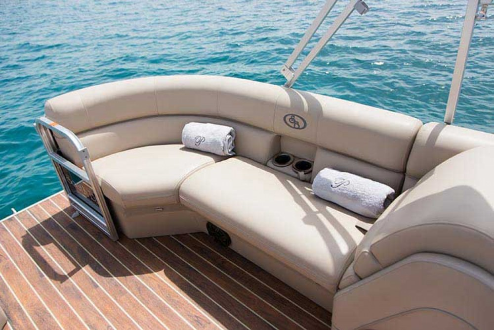 Hire Motorboat with or without skipper Pontoon Καλαφατιώνες