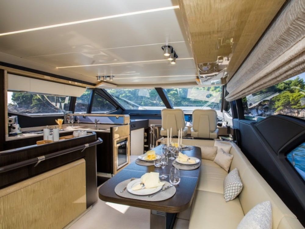 Boat rental Dubrovnik cheap Azimut 66