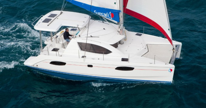 Rental yacht Phuket Province - Leopard Sunsail 404 on SamBoat
