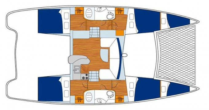 Boat rental Phuket Province cheap Sunsail 404