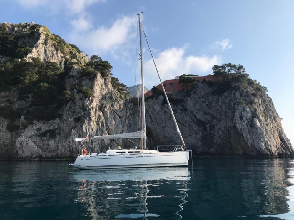 Rental yacht Marseille - Dufour-34 Performance  on SamBoat