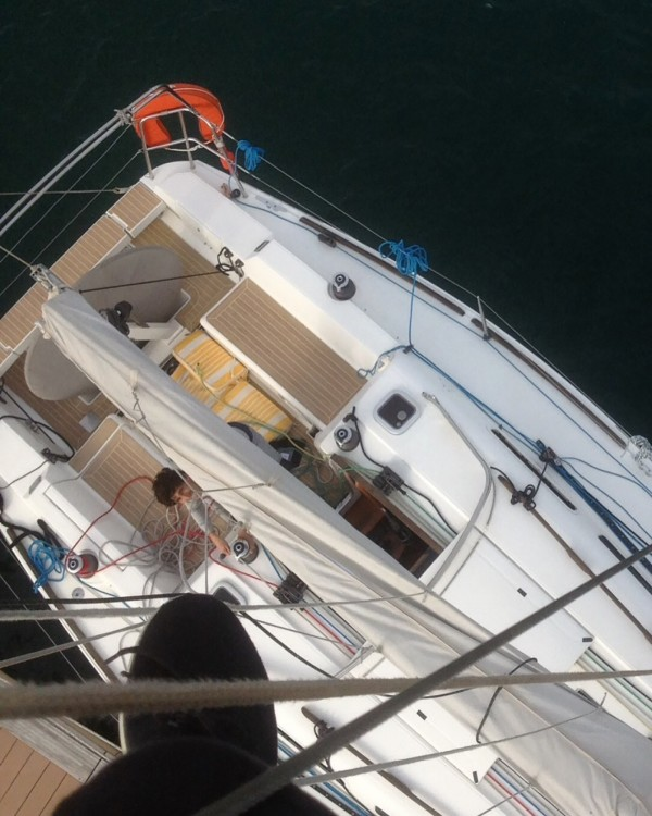 Rental Sailboat in Marseille - Dufour-34 Performance