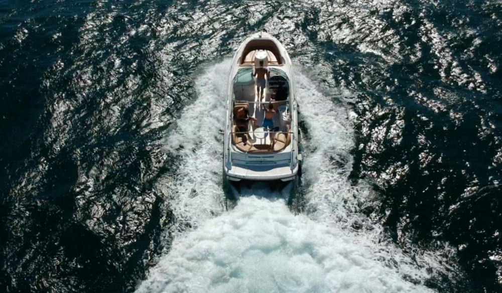 Boat rental Marbella cheap Sea Ray 280