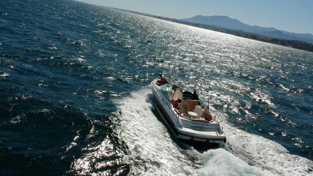 Rental yacht Marbella - Sea Ray Sea Ray 280 on SamBoat