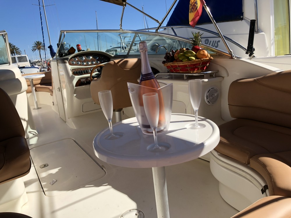 Boat rental Sea Ray Sea Ray 280 in Marbella on Samboat