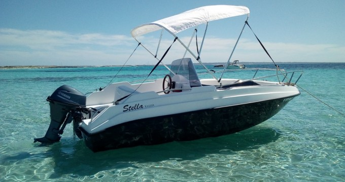 Hire Motorboat with or without skipper KRUGER SANS PERMIS Six-Fours-les-Plages